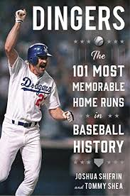 "lecture series ""all things baseball"" tommy shea the stone   is ""dingers the 101 most memorable home runs in baseball history"" skyhorse press and his latest publication is a baseball themed essay"
