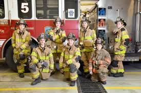 Front Lines | Junior firefighters find fun in 'serious business ...