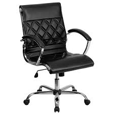 home depot office chairs. midback designer black leather executive swivel office chair with chrome base home depot chairs