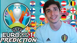 EURO 2021 PREDICTION - YouTube