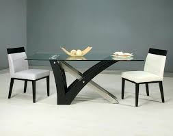 decoration dining room classy table design with rectangular glass tables top elegant rectangle set