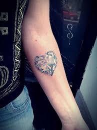 21 Expertly Executed Diamond Tattoos Tetování Tetování Tetování
