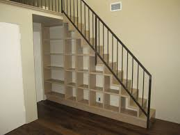loft stairs. loft stair cubby storage stairs