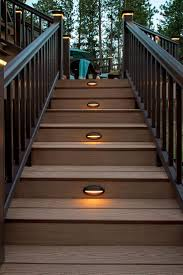 stair lighting back porch lighting dock lighting stair lighting outdoor lighting lighting ideas outdoor stairs deck absolutely nicking lighting idea