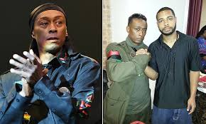 Professor Griff accused of 'training cop killers' after being pictured with  Dallas shooter | Daily Mail Online