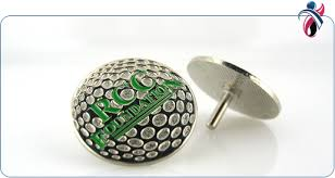 ball markers. custom golf ball markers e