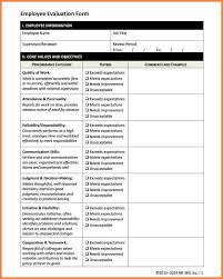 new hire review form 10 employee review form simple invoice