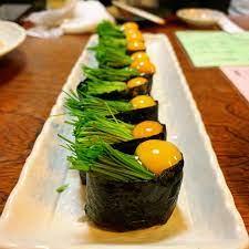 芽 ネギ 寿司