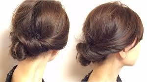着物 ひとときプロが伝える 着物 髪型 ロング 自分で できる 簡単 30代