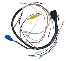 wiring and harnesses marine engine parts fishing tackle internal wiring harness for johnson evinrude 1992 94 120 140hp 584406