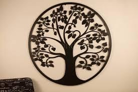 99cm tree of life metal wall art 119 95