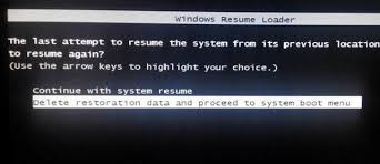 Error : Windows Resume Loader Keyboard Error / Not Working | Tubagus  Service Komputer Bandung