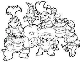 Mario Coloring Books Index Coloring Pages Super Mario Bros Coloring