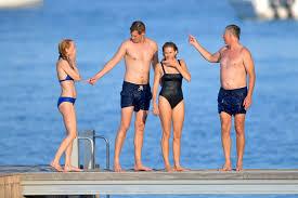 Who is sienna miller dating? Sienna Miller Stuns On Vacation In St Tropez With Boyfriend