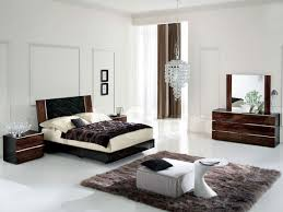 glamorous contemporary bedrooms with wallpaper images design ideas