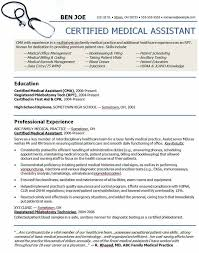 medical assistant resume skills entry level medical assistant resume medical assistant resume with no experience medical resume objective for medical assistant