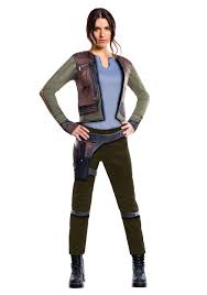 star wars rogue one women s deluxe jyn erso costume