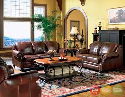 traditional leather living room furniture. Contemporary Leather Amazing Burgundy Leather Sofa Set And Princeton Traditional 100  Genuine On Living Room Furniture T