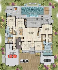 mediterranean house plans. Coastal Florida Mediterranean House Plan 71542 Level One Plans N