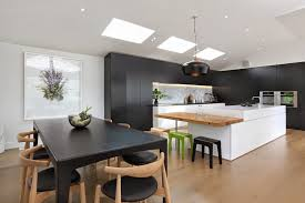 Small Picture Black and White Kitchen Ideas