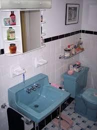 palm springs blue bathroom vintage bathtubs full size