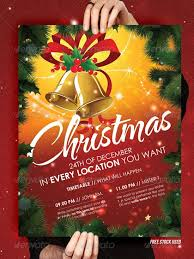 Holiday Flyer Template Word Free Christmas Flyer Templates Word