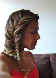 Tuto Coiffure 50 Tresse Epi Romantique Cheveux Mi Longs Et