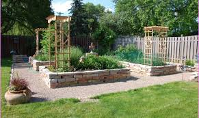 Small Picture Gray Raised Bed Vegetable Garden Design Latest Raised Bed