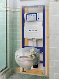 Geberit - Duofix Carrier for Wall-Hung Toilet & 2x6 Construction