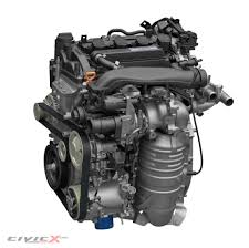 2016 Honda Civic 1.5T and 2.0L engines technical presentation ...