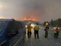 Oregon's Bootleg Fire more than triples ...