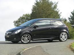 used vauxhall corsa 1 2i 16v sxi 3 door hatchback black 2008 petrol in