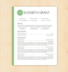 Free Resume Templates Format Microsoft Word Template