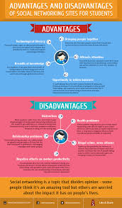 advantages and disadvantages of social networking sites for advantages and disadvantages of social networking sites for students ly