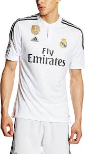 They play two back to back home games against real sociedad and psg after the break followed by games against alaves, espanyol, club. Adidas First Team Real Madrid 2014 2015 Official Shirt Amazon Co Uk Clothing