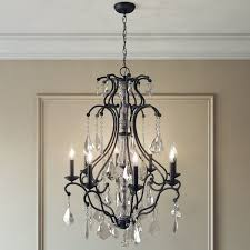 3d pottery barn ruby crystal chandelier cgtrader