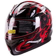 Viper Modular Dual Visor Motorcycle Snowmobile Helmet Dot