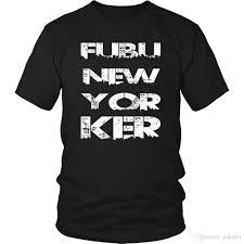 Fubu Design T Shirt Fubu T Shirts Unisex Fubu Newyorker Men Women Gift Fb Clothing T Shirt Printed Round Men T Shirt Cheap Price Top Tee All That Tshirt Cool Tee Designs