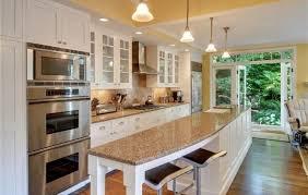 Awesome One Wall Kitchen Ideas Interior Winbackrespectorg Impressive One Wall Kitchen Designs Set