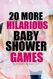 Free Printable Baby Shower Games and More Games Everyone Will Love