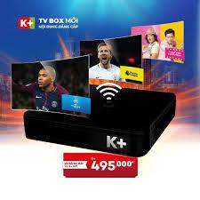 Lắp đặt K+ box tivi tại Hà Nội