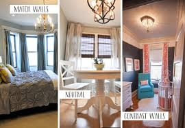 when matching curtains what do you match to home decorating painting advice