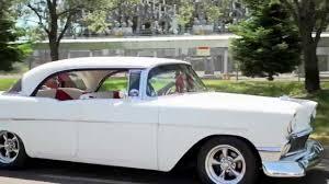 Route 65 Classics - 1956 Chevrolet Sport Sedan with 1972 Cloud ...