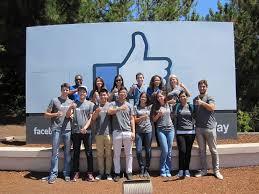 facebook menlo park office. Ampush Is Vising Facebook! - Menlo Park, CA (US) Facebook Park Office
