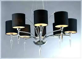black chandelier shades lamp shades for chandeliers awesome black chandelier lamp lamp shades brushed nickel chandelier