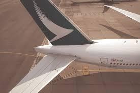 cathay pacific premium economy a350 900
