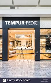 Image Pillow Tysons Usa January 26 2018 Tempurpedic Store Sign Entrance Retail Mattress Shop In Tysons Corner Mall In Fairfax Virginia By Mclean Alamy Tysons Usa January 26 2018 Tempurpedic Store Sign Entrance