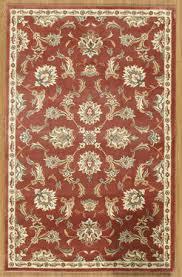 momeni colorado cld 1 rust area rug