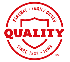 fareway launches new logos in conjunction with 80th anniversary