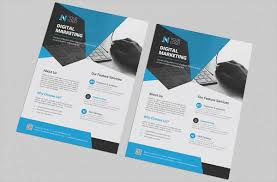 Marketing Flyers Templates Marketing Flier Magdalene Project Org